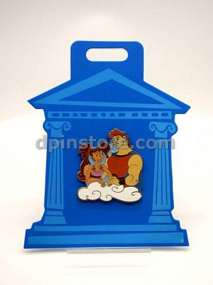 Disney Hercules and Megara Limited Release Pin