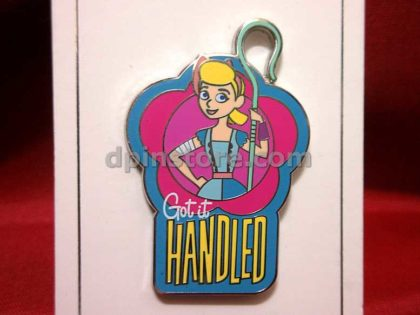 Disney Parks Collection Toy Story 4 Bo Peep (Got It Handle) Pin