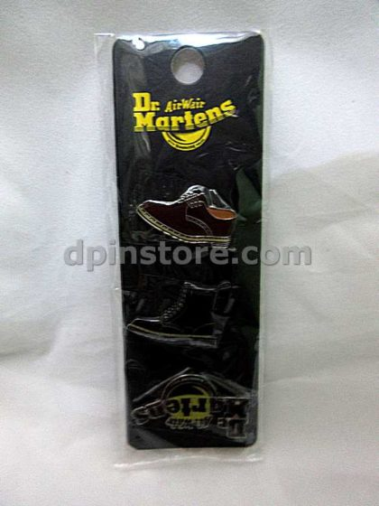 Dr. Martens AirWair Pins Set of 3
