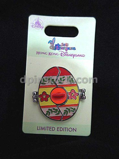 Hong Kong Disneyland 2019 Eggstravaganza Toy Story Jessie Egg Limited Edition Pin
