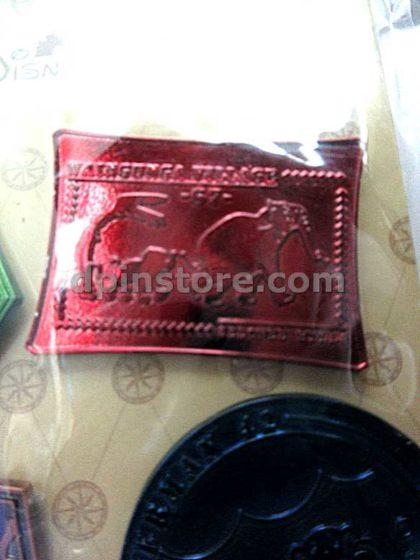 Hong Kong Disneyland Disney Explorers Lodge Pins Set of 4