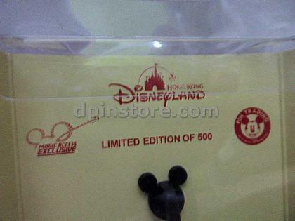 Hong Kong Disneyland Duffy and Friends Chinese New Year 2020 Limited Edition Pin