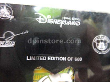 Hong Kong Disneyland Marvel Ant-Man and the WASP Limited Edition Pin