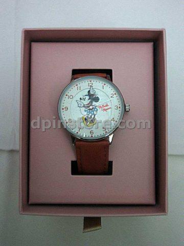 Hong Kong Disneyland Minnie Mouse Watch