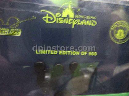 Hong Kong Disneyland Toy Story Pin Trading Nights 2019 Limited Edition Pin