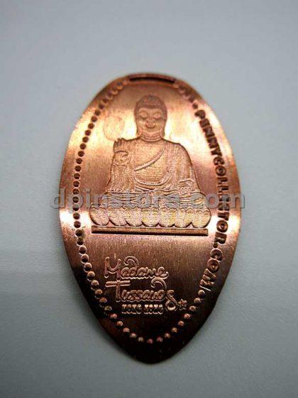 Hong Kong Tian Tan Buddha Elongated Penny