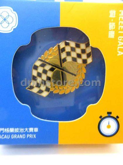 Macau Grand Prix Pin